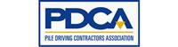PDCA - Pile Driving Contractors Association